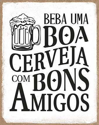 Litoarte Frases De Cerveja Quadros Decorativos Com Frases