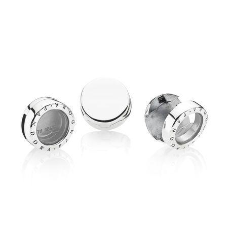 PANDORA Reflexions™ Locket Clip Charm | Locket, Sterling silver ...