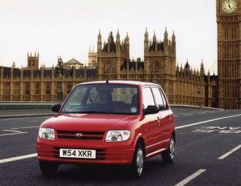 Daihatsu Cuore Plus Uk Spec L7 1999 2001 With Images