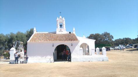 Ermita de la Virgen de Escardiel en Castilblanco de los Arroyos ...