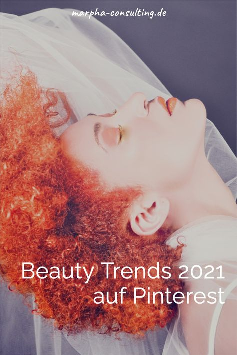Beauty Trends 2021 auf Pinterest