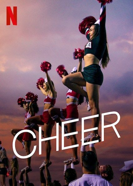Netflix S Cheers From An Ex Elite Cheerleader Tumblers Point Of View The Game Of Nerds Cute Cheer Pictures Cheer Pictures Cheers Tv