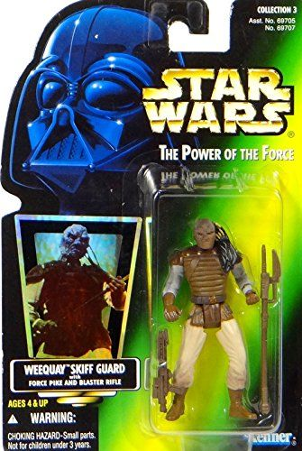 Weequay Star Wars Power Of The Force 2 1997
