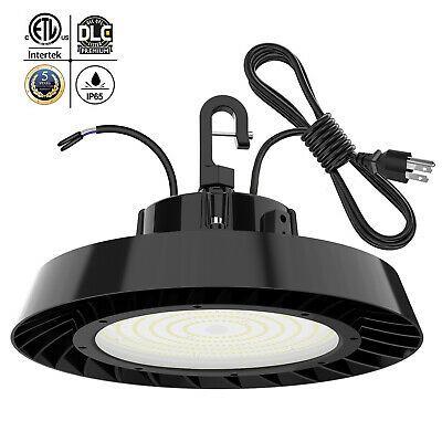 200W UFO LED High Bay Light Warehouse Industrial Factory Lighting Fixture 5000K