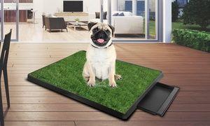 Imountek Pet Portable Indoor Or Outdoor Potty Pets Indoor Outdoor