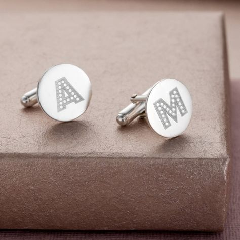 Peronalised Engraved World/'s Best HUSBAND cufflinks gift rose gold cuff links personalised R-PT8
