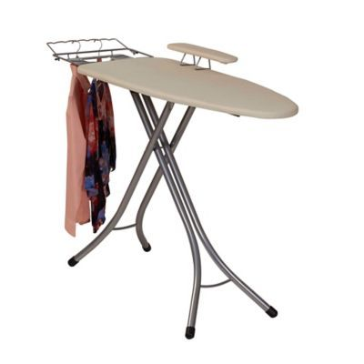 Household Essentials Ironing Board With Sleeve Board Household