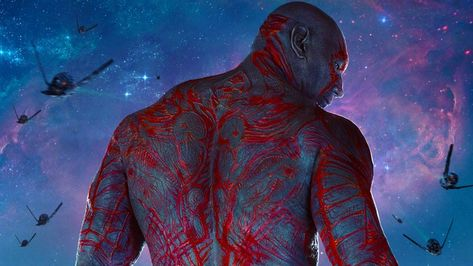 Guardians of the Galaxy Vol. 3 Will 'Probably Be the End of Drax,' Dave Bautista Says