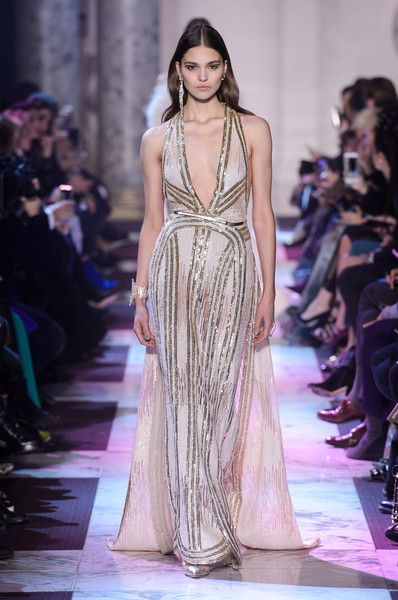 Elie Saab Couture Spring 2018 - Wedding-Worthy Couture Dresses for Spring 2018 - Photos