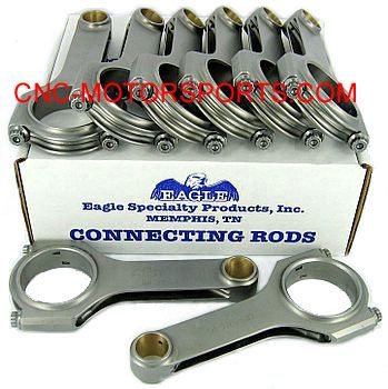 Eagle Rods Crs6300b3d2000 Eagle H Beam Connecting Rods