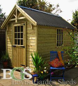 Cottage Style Garden Shed Boyne Garden Sheds High Quality Garden
