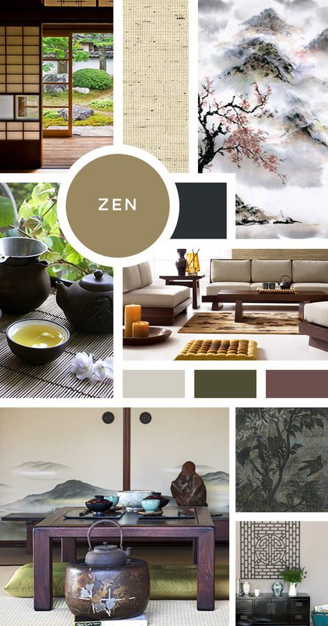 Your Ultimate Guide To Interior Design Styles Zen Your Home