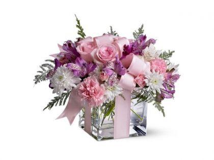 Precious Love Flowers Tampa With Images Flower Arrangements Birthday Flowers Beautiful Flower Arrangements