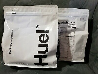 Sponsored 2 Pack Huel Unflavored Unsweetened Nutritionally Complete Food Powder Exp10 2019 Food Weight Management Packing