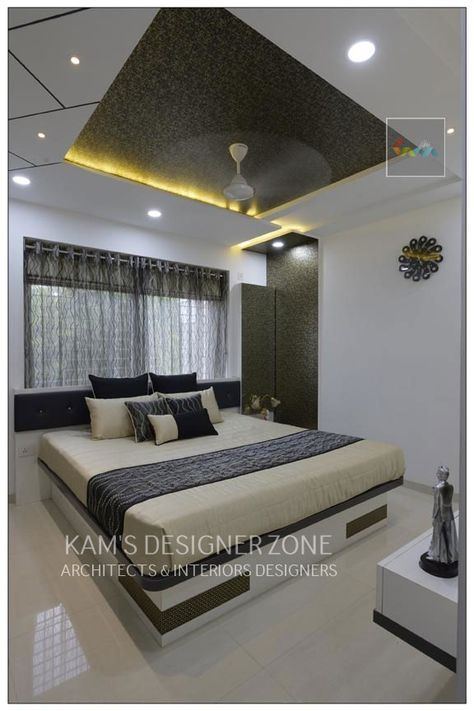 Interior Designer In Pimple Saudagar With Images Bedroom False
