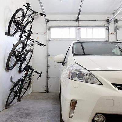 Wall Mounted Bicycle Rack Maxfind Bicycle Storage Bike Rack Wall Bike Storage