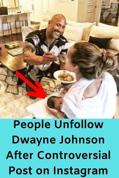 People unfollow dwayne johnson after controversial post on instagram#OMG #WTF #Humor #Gags #Epic #Lol #Memes #Weird #Hot #Bikni #Fails #Fun #Funny #Facts #Hot Girls #Entertainment #Trending #Interesting