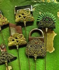 antique hatpins