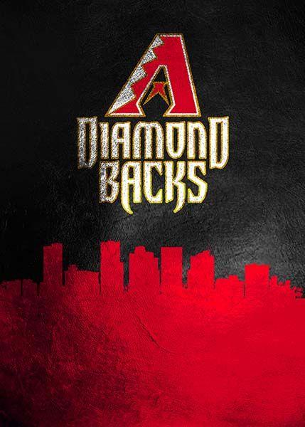 Arizona Diamondbacks Mancave Poster Print Metal Posters Poster