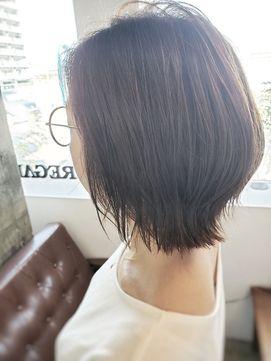 Regalo 30代 40代インスタ人気ウルフカット ウルフボブ Primo Hair