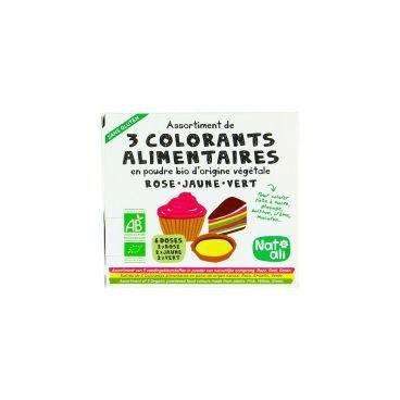 Colorants Alimentaires 30g Bio Colorants Alimentaires Colorant Produit Bio