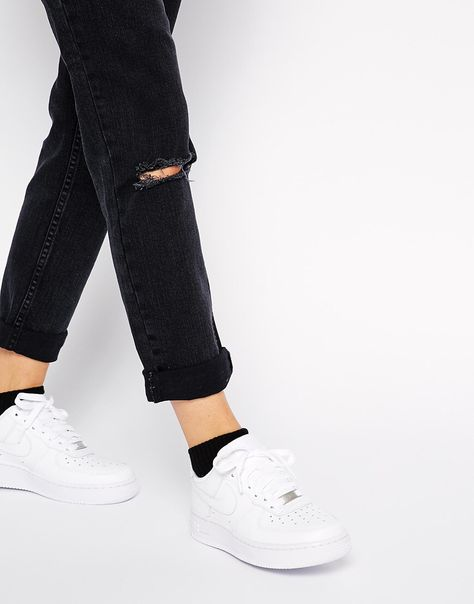 usa cheap sale sale retailer authorized site Nike Air Force 1 '07 white trainers   shoes in 2019   Nike ...