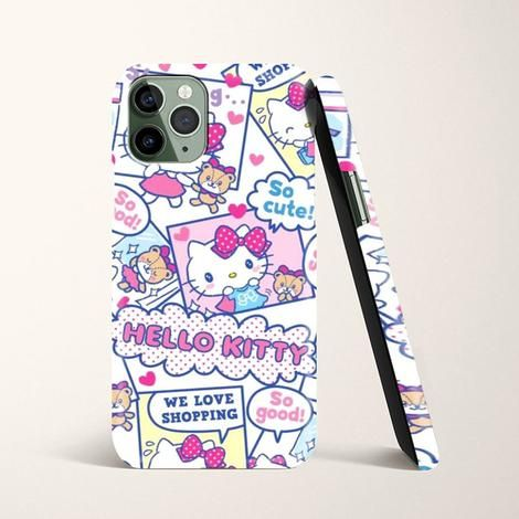 Hello Kitty Full Of Pattern Iphone 11 Pro Max Case Iphone 11