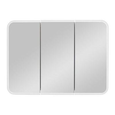 Armoire De Salle De Bains Miroir Eclairant Ceylan 95 Cm En 2020 Armoire Salle De Bain Miroir Eclaire Et Armoire De Toilette