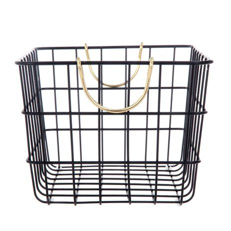 Better Homes & Gardens Medium Stacking Wire Basket