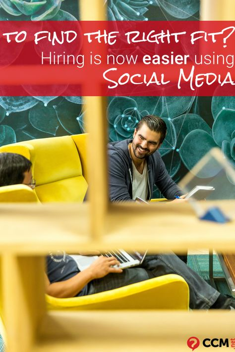 Hiring made easy! How to use social media to recruit the right candidate