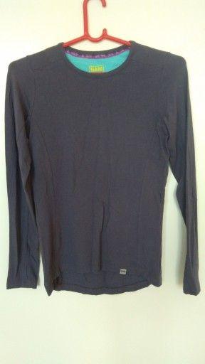 Niebieska Bluzka Damska Rozmiar M 7536157962 Oficjalne Archiwum Allegro Long Sleeve Tshirt Men Mens Tops Mens Long Sleeve