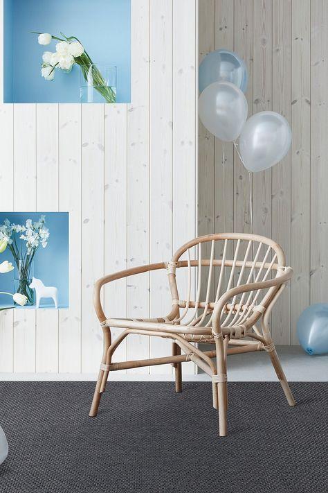 Un Fauteuil En Rotin Ikea Marie Claire En 2019 Fauteuil