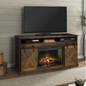 Amias Coffee Table With Shelf Fireplace Tv Stand Fireplace