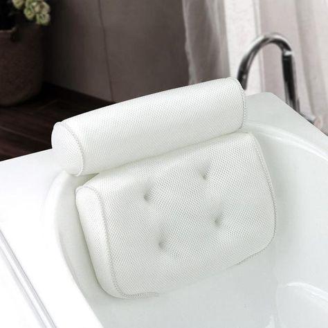 Full Body Bath Pillow Mat Bathtub