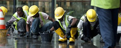 Best Construction Worker New York Images On