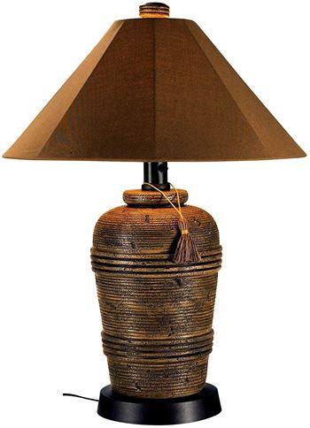 Patio Living Concepts 50910 Canyon Outdoor Table Lamp Indoor Or Outdoor Table Lamps Floor Lamps Deep Discount Lightin Outdoor Table Lamps Lamp Table Lamp