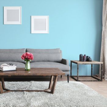 Tempaint Peel And Stick Removable Paint All Colors Blue Wall Covering Apartment Painting Traditional Paint