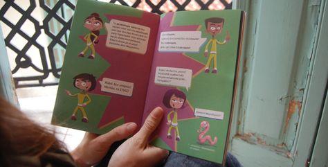 Η Έλενα Ανδρεάδη καλεί τα παιδιά να «γίνουν πράκτορες του πλανήτη» μέσω της βιωματικής περιβαλλοντικής εκπαίδευσης #elcblog #meetings #blog #article #sketches #book
