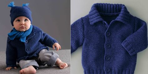 """3 años chaqueta Baby no 84 sombrero y zapatos Tejer patrón dk 16-24/"""""""