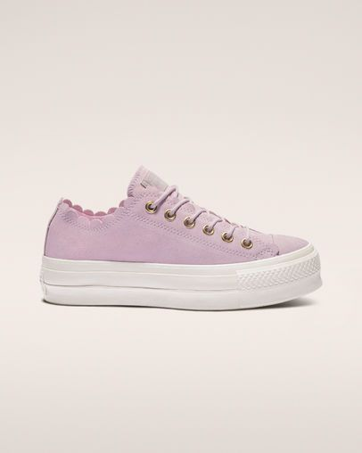 Converse Chuck Taylor All Star Platform Sneakers In Pink