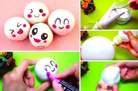 Bien connu DIY : une balle anti-stress très facile à faire | Anti stress FE02