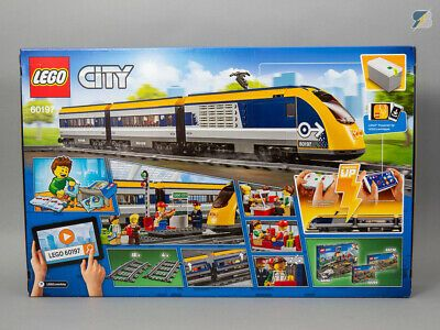 This Lego Tutorial Will Show You How To Modify The 2018 Lego Passenger Train 60197 To Use Jacobs Bogies And What The Lego City Train Lego City Sets Lego City