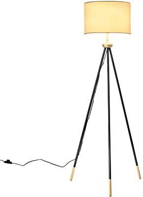 Home Mall Modern Iron Floor Lamp Tall