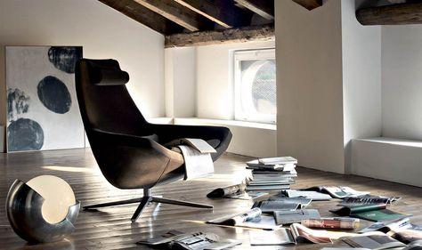 Sessel METROPOLITAN - B\B Italia LIVING@HOME Pinterest - ausergewohnliche relax liege hochster qualitat