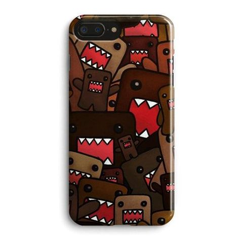 I Love Domo Kun Iphone 7 Plus Case Products In 2019 Ipod