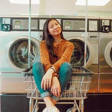 Laundromats Are In Laundromat Laundromatphotoshoot Photoshoot Vintage Retro Girl 90s Vintage Photoshoot Photoshoot Aesthetic Photography