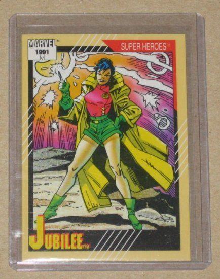Havok # 27-1991 Marvel Universe Series 2 Impel Base Trading Card
