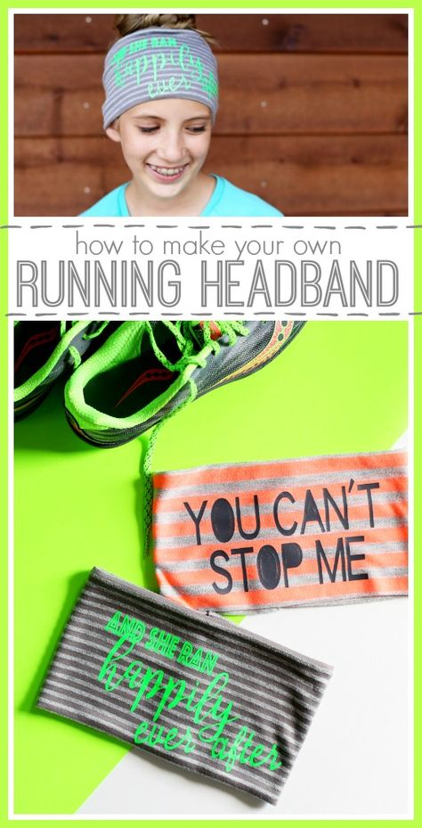 Motivational Running Headbands (WITH GIVEWAY)
