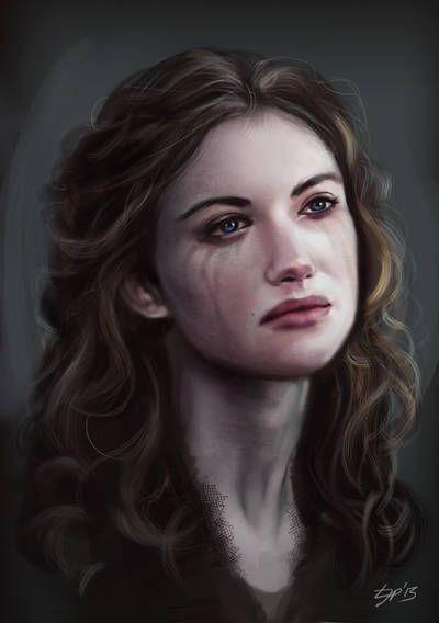 Sadness By Luisapreissler Portrait Character Portraits Fantasy Portraits