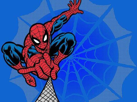 Desenho Colorido Do Homem Aranha Jpg 1024 768 Homem Aranha
